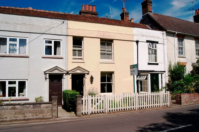 Thumbnail Terraced house for sale in Hunts Common, Hartley Wintney, Hook