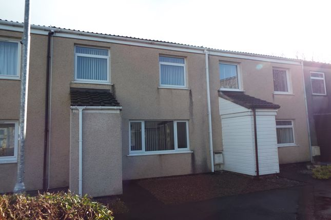 Thumbnail Terraced house for sale in Bargeny, Kilwinning