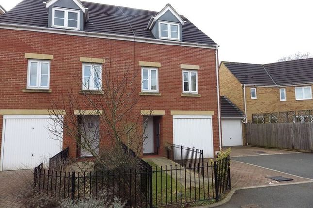 4 bed town house for sale in The Pasture, Bradley Stoke, Bristol