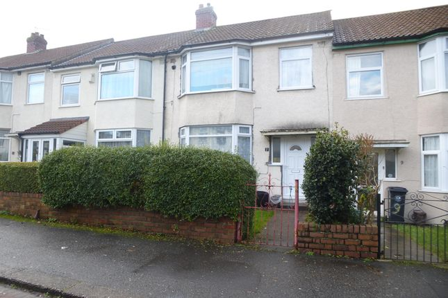 Thumbnail Property to rent in Shetland Road, Southmead, Bristol