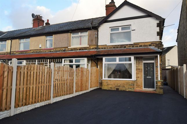 Thumbnail End terrace house for sale in Bretton Court, The Crescent, Buttershaw, Bradford