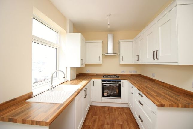 Thumbnail Terraced house to rent in Third Avenue, Bury
