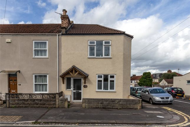 Thumbnail End terrace house for sale in Southmead Road, Westbury-On-Trym, Bristol