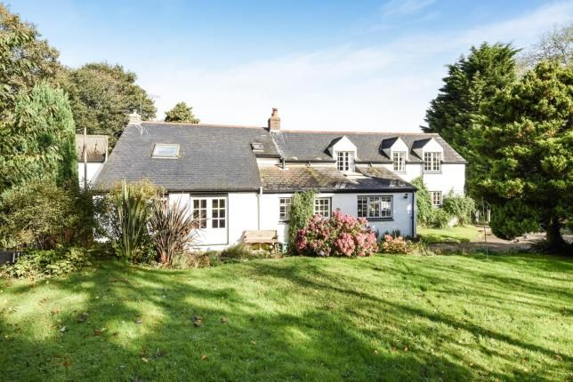 Thumbnail Cottage for sale in Truro, Cornwall