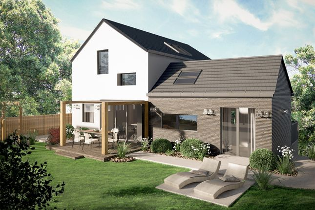 Thumbnail Detached house for sale in Spittal Heights, Spittal Hill, Castle Donington