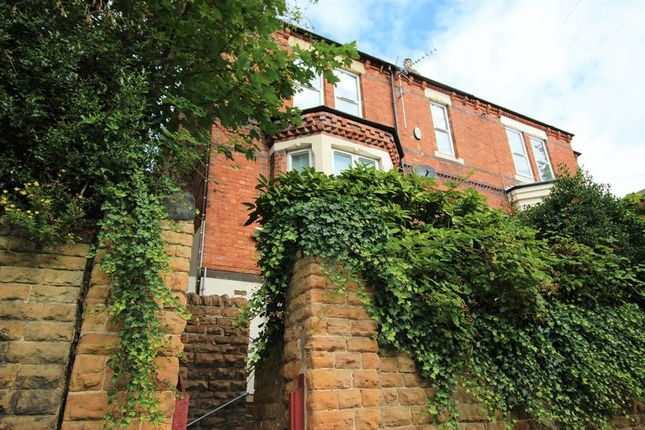 Thumbnail Terraced house to rent in Six Bedroom House, Portland Road, Arboretum, Nottingham