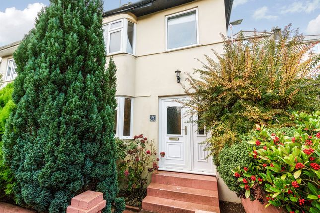 3 bedroom end terrace house for sale in Chapel Way, Compton, Plymouth