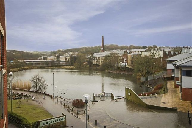 Thumbnail Flat for sale in St James Court West, Accrington, Lancashire