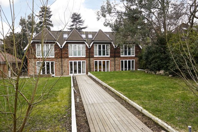 Thumbnail Detached house to rent in Warren Road, Coombe, Kingston Upon Thames