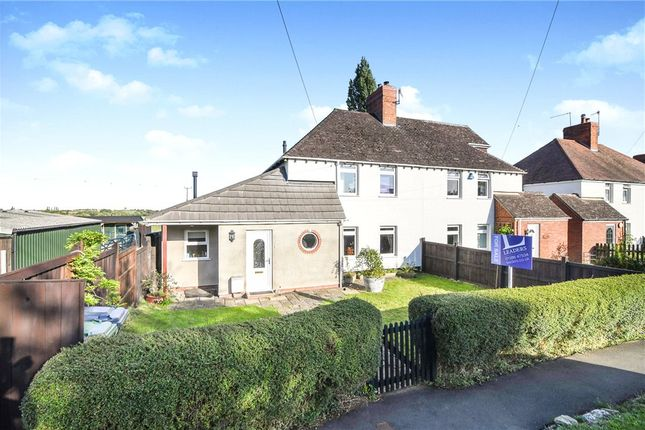 Thumbnail Semi-detached house for sale in Evesham Road, Cleeve Prior, Evesham