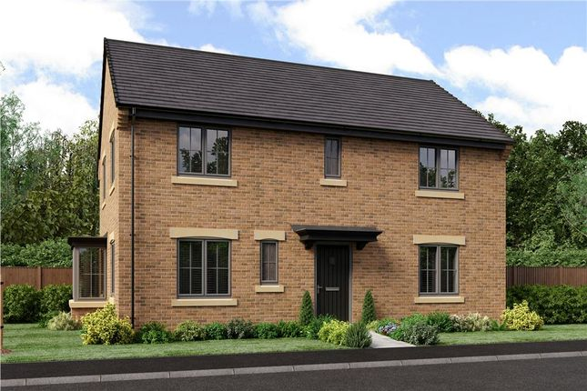 "Thumbnail Detached house for sale in ""The Stevenson"" at School Aycliffe, Newton Aycliffe"