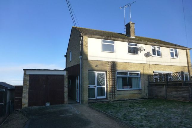 Thumbnail Semi-detached house for sale in Mill Lane, Upper Heyford, Bicester