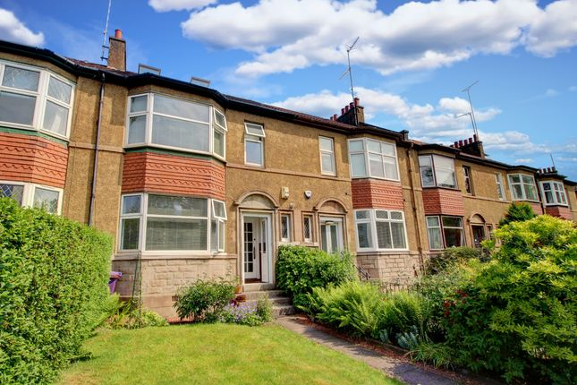 Thumbnail Terraced house for sale in Broomhill Drive, Glasgow