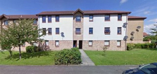 Thumbnail Flat to rent in 4G Sloan Place, Irvine, North Ayrshire KA12,
