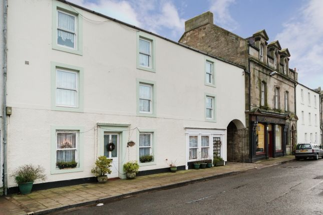 Thumbnail Town house for sale in Market Square, Coldstream, Borders