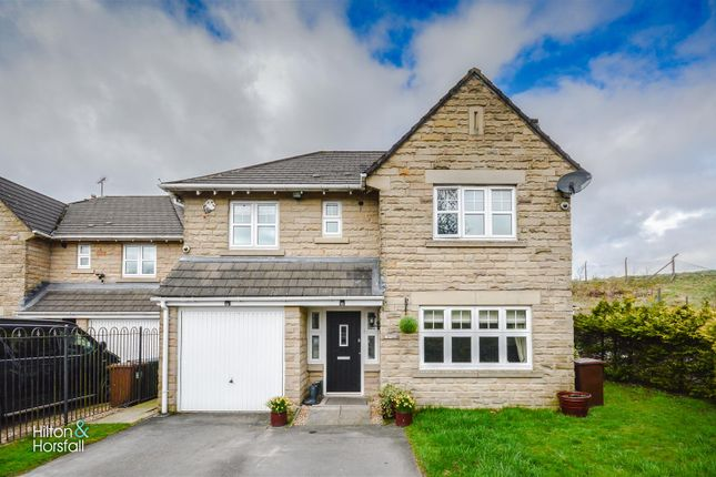 Thumbnail Detached house for sale in Loveclough Place, Loveclough, Rossendale