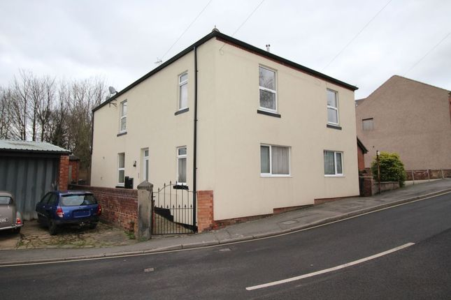 Thumbnail Flat to rent in Holmgate Road, Clay Cross, Chesterfield