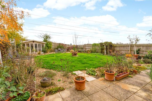 Rear Garden of Price Place, Cirencester GL7