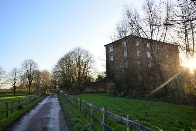 Exterior of Bollington Mill, Park Lane, Altrincham WA14
