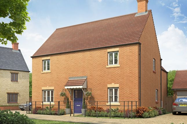 """Thumbnail Detached house for sale in """"The Kedleston"""" at Radstone Road, Brackley"""