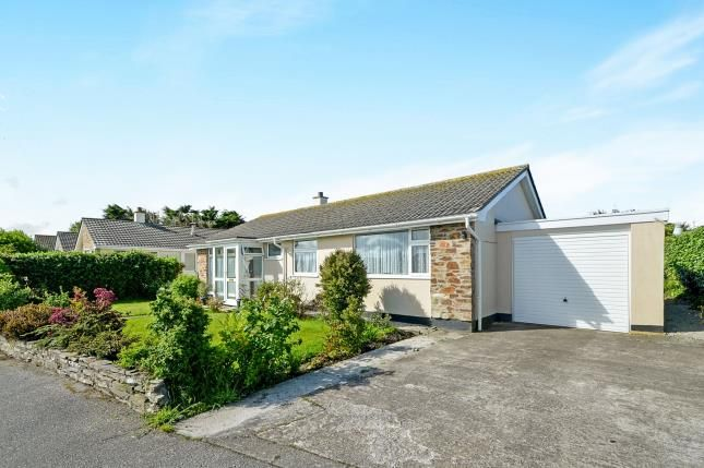 Thumbnail Bungalow for sale in St. Agnes, Truro, Cornwall