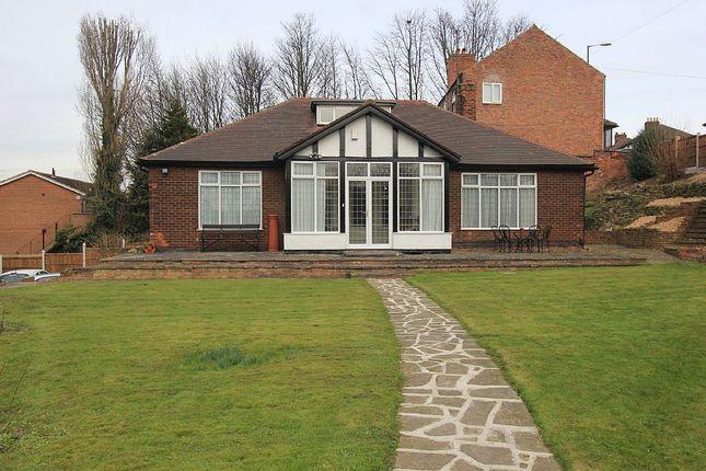 Thumbnail Detached bungalow for sale in Carlton Road, Nottingham, Nottinghamshire