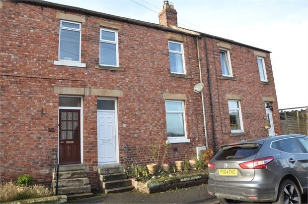 Thumbnail Terraced house for sale in Prior Terrace, Hexham