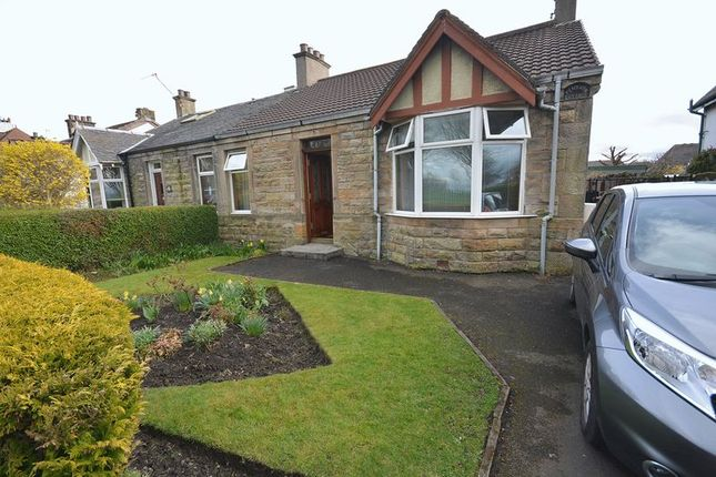 Thumbnail Semi-detached house for sale in Dean Road, Bo'ness