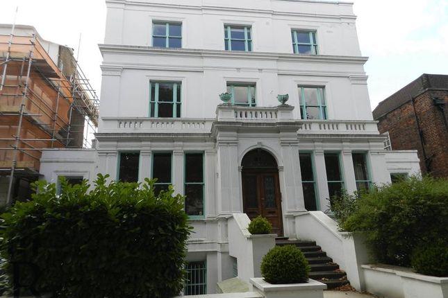 Block of Hamilton Terrace, London NW8