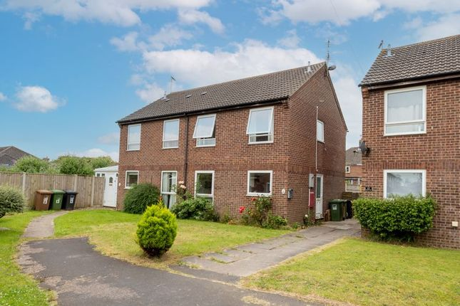 3 bed semi-detached house to rent in Bullemer Close, Stalham, Norwich NR12