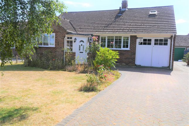 Thumbnail Detached bungalow for sale in Cavalier Road, Old Basing, Basingstoke