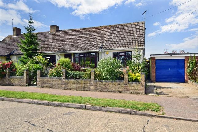 Thumbnail Semi-detached bungalow for sale in Fifth Avenue, Wickford, Essex