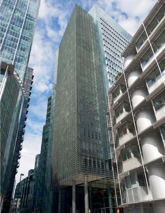 Thumbnail Office to let in 25 Ropemaker Street, London