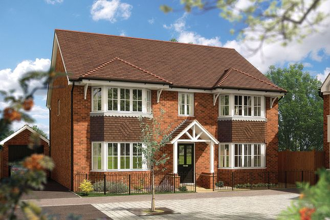 "Thumbnail Detached house for sale in ""The Ascot"" at Fieldgate Lane, Whitnash, Leamington Spa"