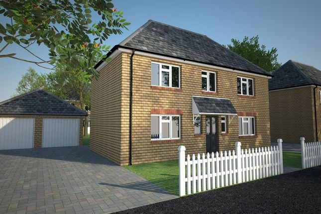 Thumbnail Detached house for sale in Manston Road, Manston, Ramsgate