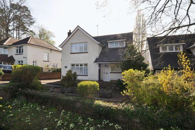 Thumbnail Detached house to rent in Whartons Lane, Ashurst, Southampton