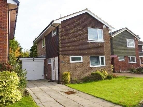 Thumbnail Detached house to rent in Singleton Way, Fulwood