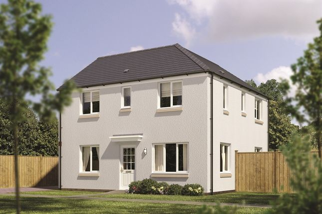 """Thumbnail Detached house for sale in """"The Aberlour"""" at South Gyle Wynd, Edinburgh"""
