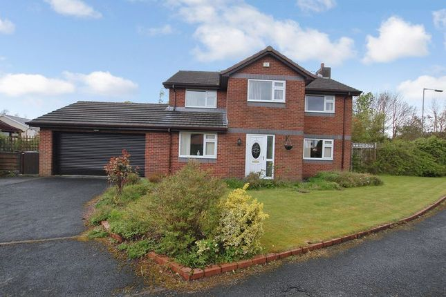 Thumbnail Detached house for sale in Starmount Close, Browns Road, Bradley Fold, Bolton