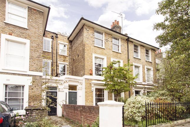 Thumbnail Terraced house for sale in Navarino Road, London