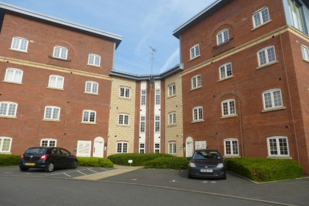 Thumbnail 1 bed flat to rent in 1 Anglesey Road, Burton-On-Trent