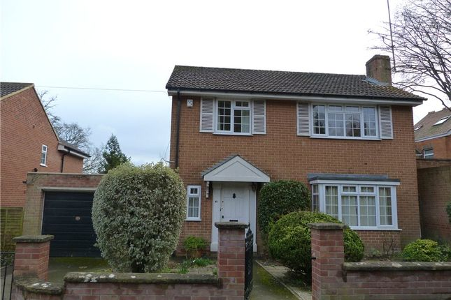 Thumbnail Detached house to rent in West Park, Yeovil, Somerset