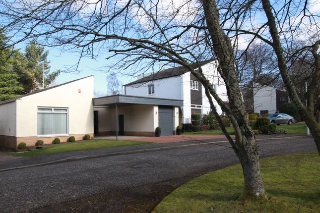 Thumbnail Bungalow for sale in Regents Gate, Bothwell, Glasgow