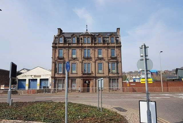 Thumbnail Office for sale in East Dock Street, Dundee