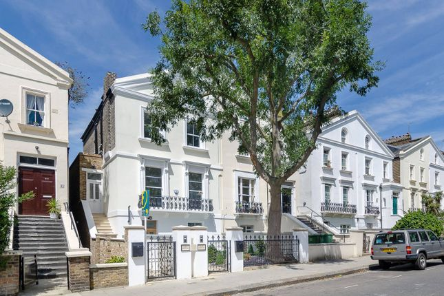 Thumbnail Maisonette to rent in St Augustines Road, Camden