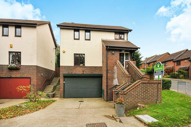 Thumbnail Detached house for sale in The Spinney, Swanley