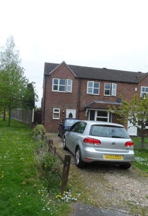Thumbnail Semi-detached house to rent in The Gleanings, Lincoln