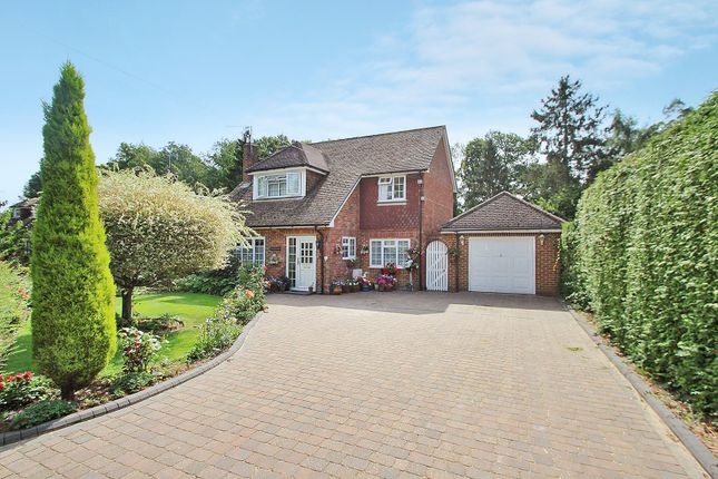 Thumbnail Detached house to rent in Ifield Road, Charlwood, Horley