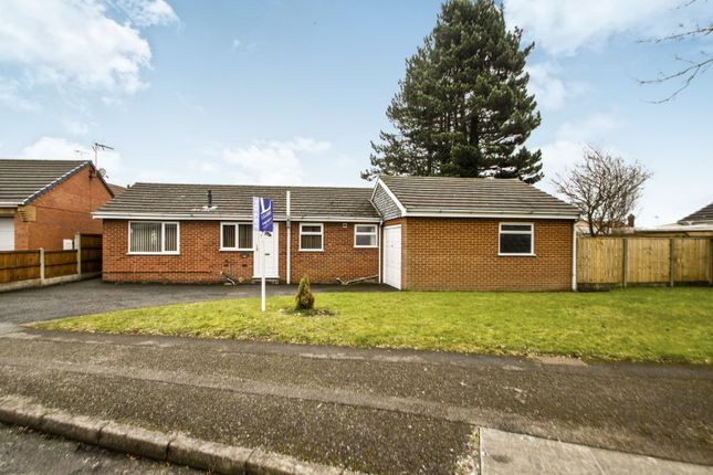 Thumbnail Bungalow to rent in Elmhurst Road, Forest Town, Mansfield