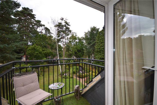 Balcony of Wellington Mansions, Ardwell Close, Crowthorne RG45